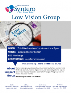 Low Vision Group