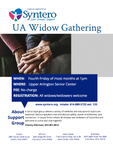 UA Widow Gathering