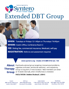 Extended DBT Group