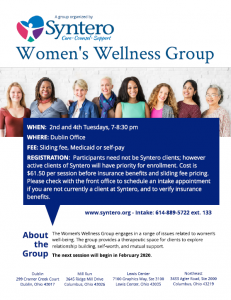 Women's Wellness Group
