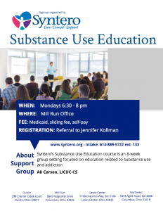 Substance Use Education