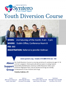 Youth Diversion Course