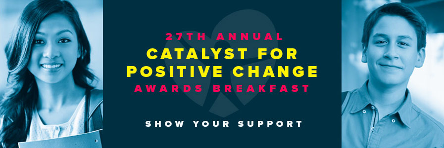 2018 Catalyst for Positive Change Awards Breakfast